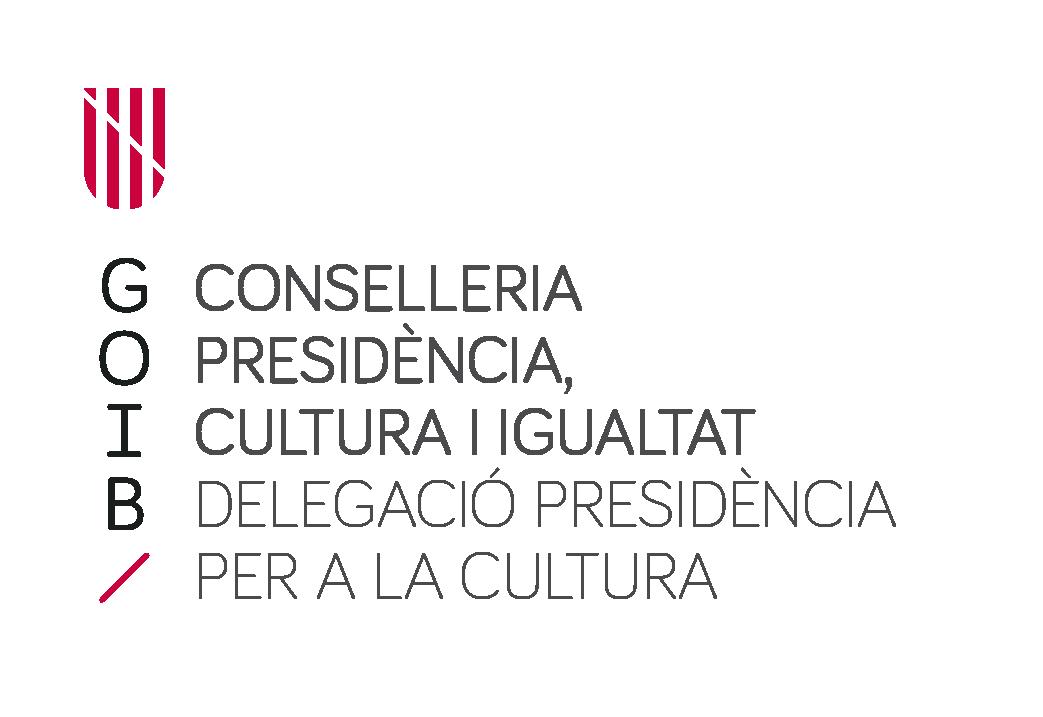 Conselleria Presidència, Cultura i Igualtat Delegació Presidència per a la Cultura CAIB